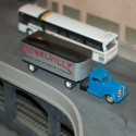 Lionelville Moving and Storage Truck