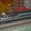 The Lionel NY Central SD80MAC Locomotive